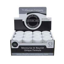 Micro Aftercare® White Lids 24x10g