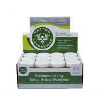 TATTOO AFTERCARE® White Lids 24x10g