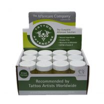 TATTOO AFTERCARE® White Lids 24x20g