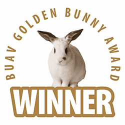 Buav Golden Bunny Award Winner